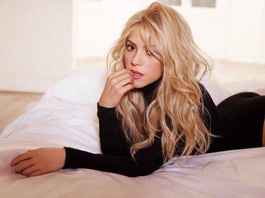 Vẻ đẹp của Shakira