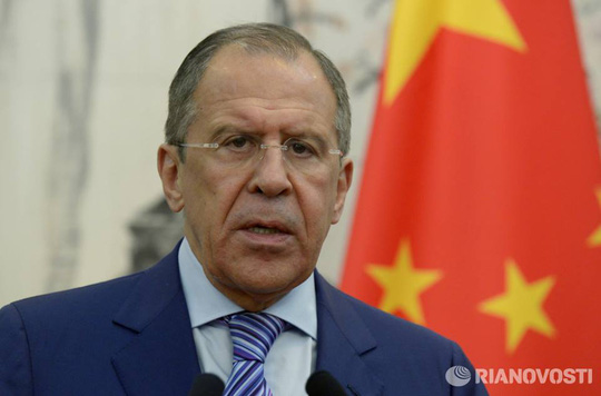 Ngoại trưởng NgaSergei Lavrov