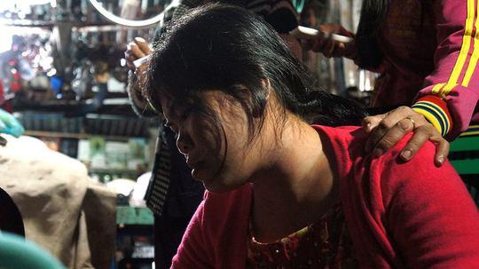 Mẹ bé Tỷ được Thị xã Thuận An hổ trợ 25 triệu