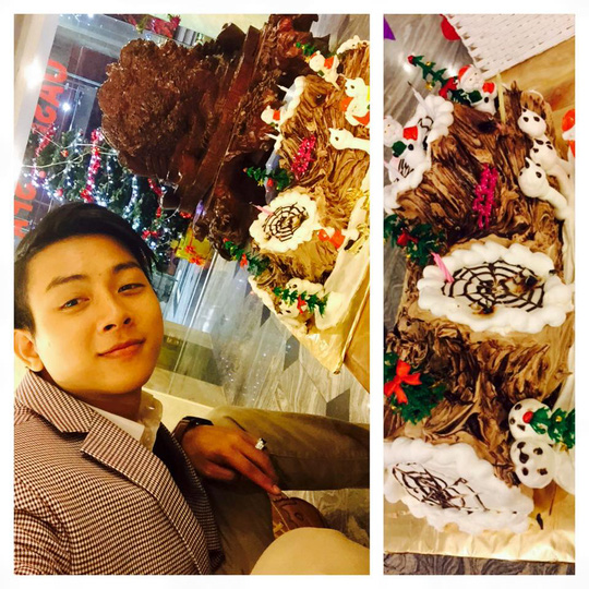 Hoài Lâm. Ảnh: Facebook