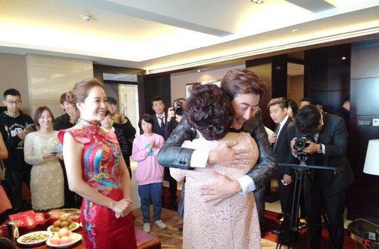 Chae Rim hạnh phúc ngất ngây trong ngày cưới