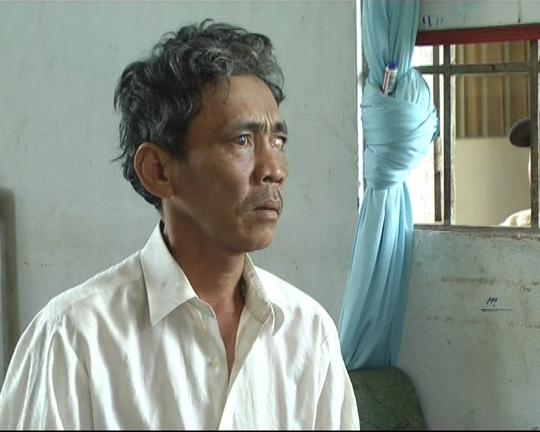 Đào Văn Phượng, kẻ đã đâm chết vợ giữa chợ
