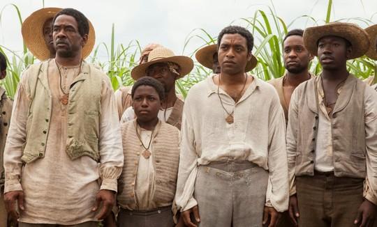 Một cảnh trong phim 12 năm nô lệ