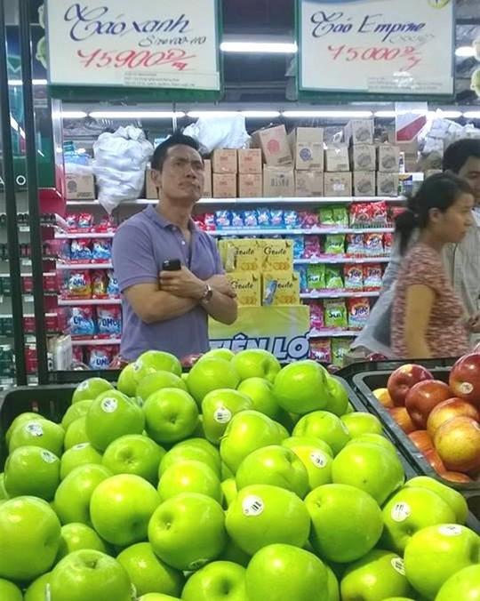 Khó phân biệt bằng mắt thường giữa táo Trung Quốc và táo Mỹ, Úc, New Zealand