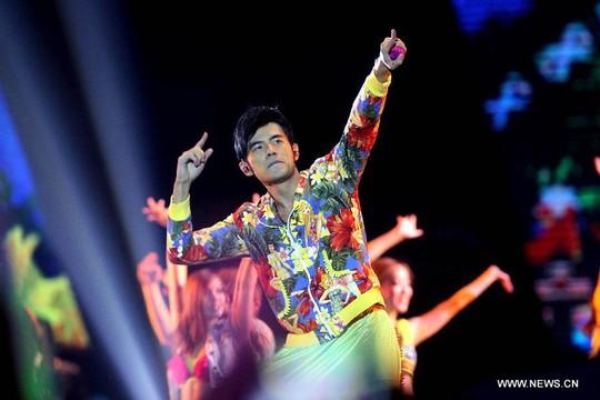 Nhưng Jay Chou mới là ngôi sao Hoa ngữ kiếm tiền khủng nhất.