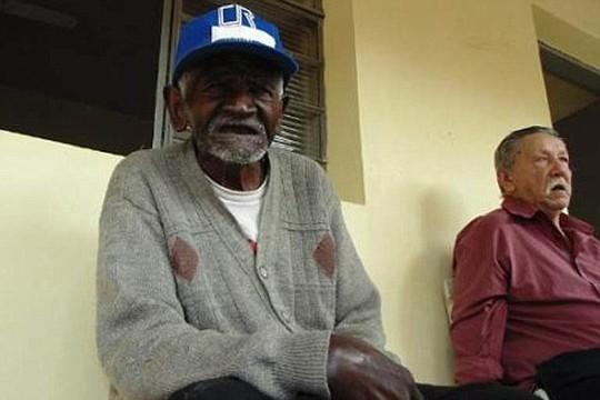 Cụ Jose đã 126 tuổi. Ảnh: Daily Mail
