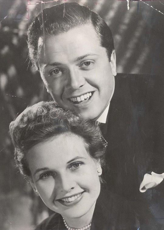 Vợ chồng Richard thời trẻ