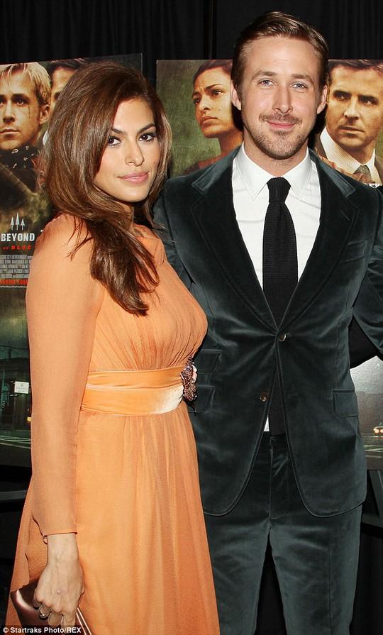 Ryan Gosling và Eva