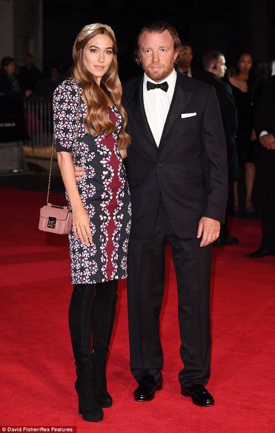 Guy Ritchie và vợ