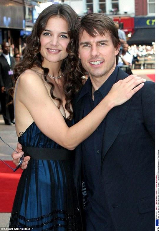 Tom Cruise và vợ cũ
