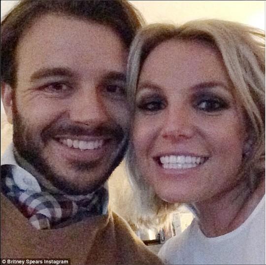 Bức ảnh hạnh phúc của Britney