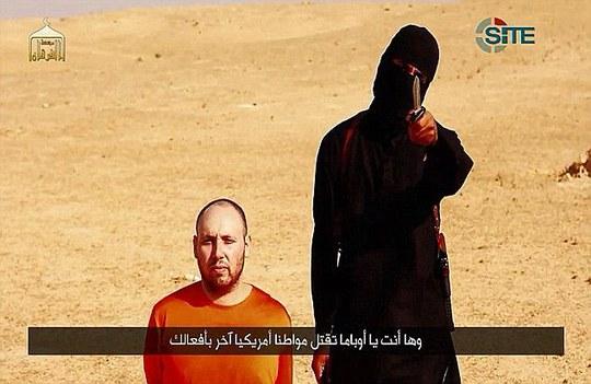 Jihadi John bị cho là kẻ bịt mặt chặt đầu các con tin phương Tây