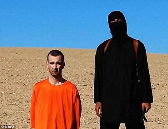 Kẻ chặt đầu các con tin phương Tây nghi bị thương