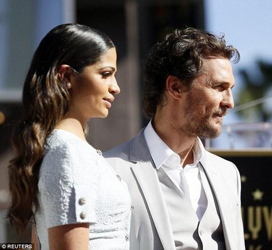 Vợ chồng Matthew