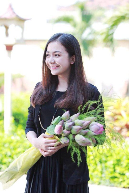Ái Châu đang hạnh phúc chờ ngày đám cưới