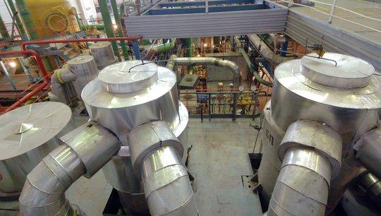 Nga tuyên bố sẵn sàng để IAEA thanh sát cơ sở hạt nhân ở Crimea. Ảnh:RIA Novosti