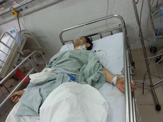 Đối tượng đang được điều trị trong bệnh viện