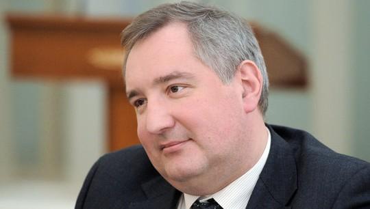 Phó Thủ tướng Nga Dmitry Rogozin chế giễu cuộc gặp giữa phe đối lập Ukraine và ngoại trưởng Mỹ. Ảnh: Ria