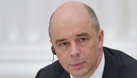 Bộ trưởng Tài chính Nga Anton Siluanov. Ảnh: RIA Novosti