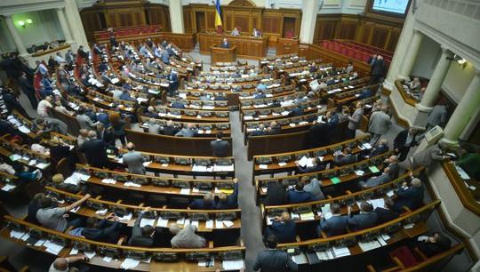 Dự thảo về việc khôi phục địa vị cường quốc hạt nhân của Ukraine đã được để xuất tại Quốc hội nước này. Ảnh: RIA Novosti
