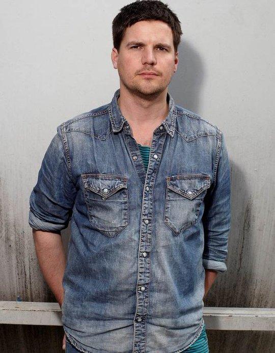 Nghệ sĩ Michael Sailstorfer, 35 tuổi. Ảnh: SWNS