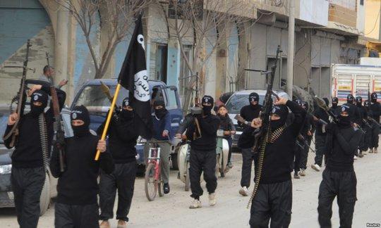 Nhà nước Hồi giáo đang từng bước bị đẩy lui khỏi miền Bắc Iraq. Ảnh: Reuters