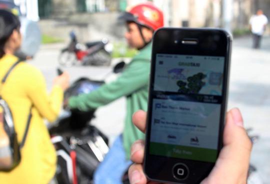 Ứng dụng này được nhiều người ví như hình thức đi nhờ để tiết kiệm... tương tự loại hình Uber trên ô tô hiện nay