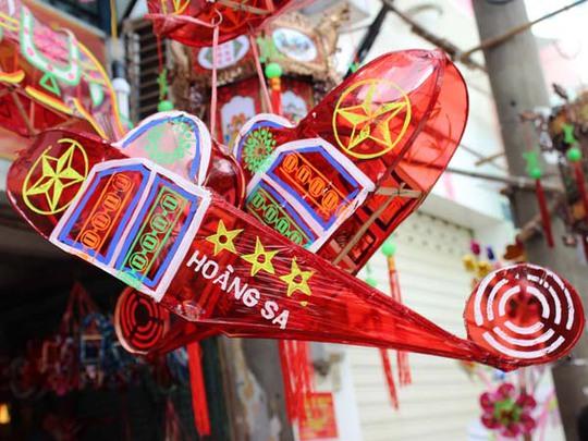 Những loại lồng đèn truyền thống cũng được ưa chuộng trở lại