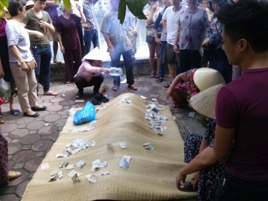 Thi thể Phạm Hữu T. được tìm thấy sáng nay