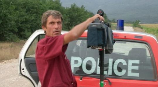 Phóng viên quay phim Anatoly Klyan. Ảnh: Twitter
