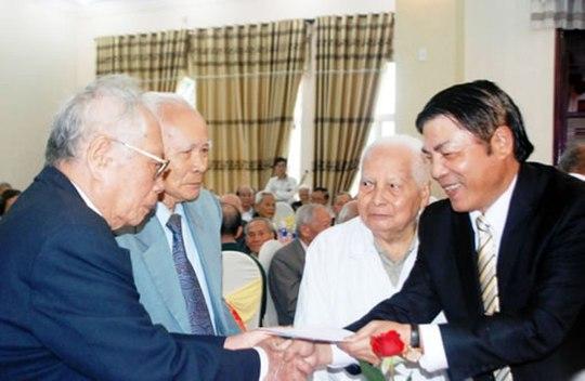 Ông Nguyễn Bá Thanh, lúc còn đương chức ở Đà Nẵng