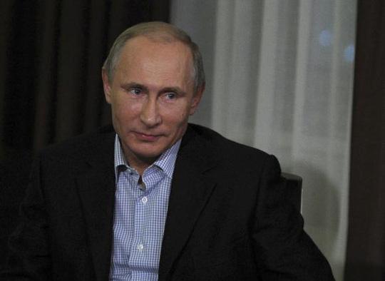 Ông Putin bị gây áp lực tại Hội nghị G20. Ảnh: Reuters
