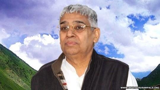 Guru Rampal Maharaj. Ảnh: BBC
