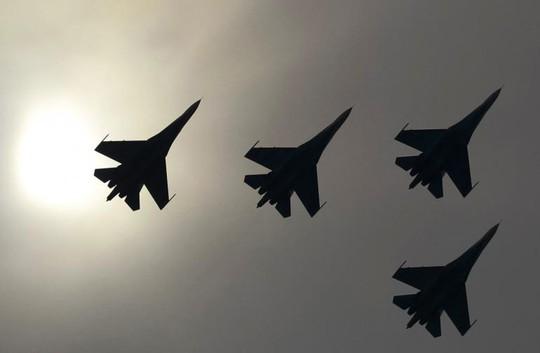 Máy bay Sukhoi Su-27. Ảnh: Reuters