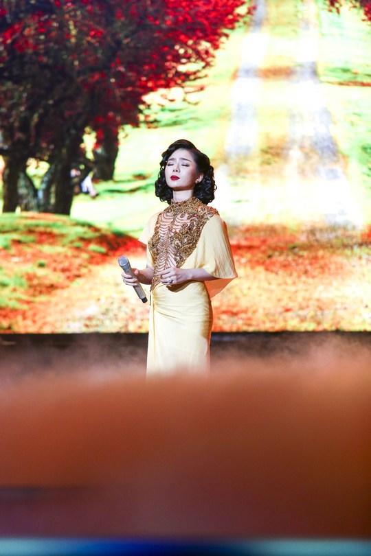 Lệ Quyên hát xuất thần nhạc Vũ Thành An - Ảnh 2.