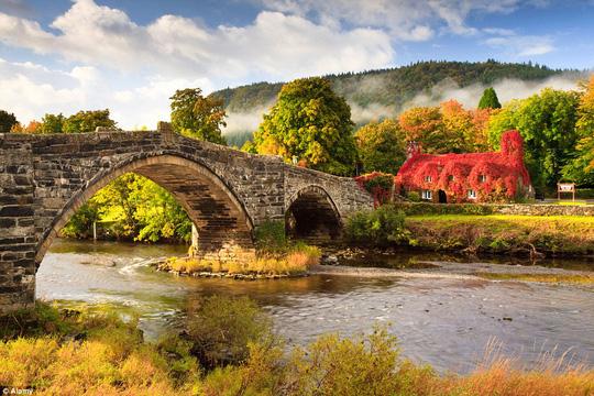 Xứ Wales nước Anh.