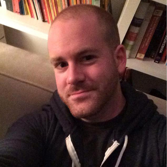 Anh Daniel McClung, 27 tuổi bị thiệt mạng trong vụ hỏa hoạn. Ảnh: Facebook