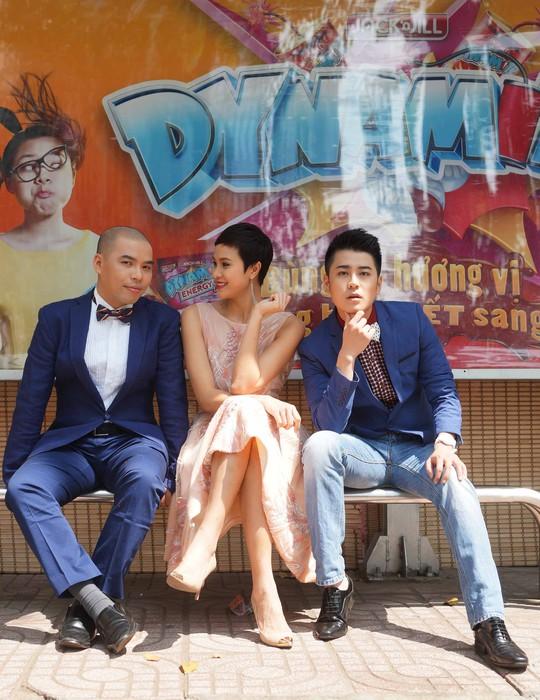 """Chuyện """"nóng"""" của showbiz Việt lên sóng truyền hình"""