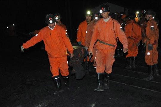 Những mỏ than ở Trung Quốc không đạt chuẩn an toàn và thường xuyên xảy ra sự cố. Ảnh: Tân Hoa Xã