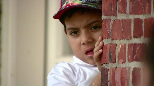 Trẻ em các nước Trung Mỹ đang tự đặt mình vào mối nguy cơ lớn. Ảnh: BBC