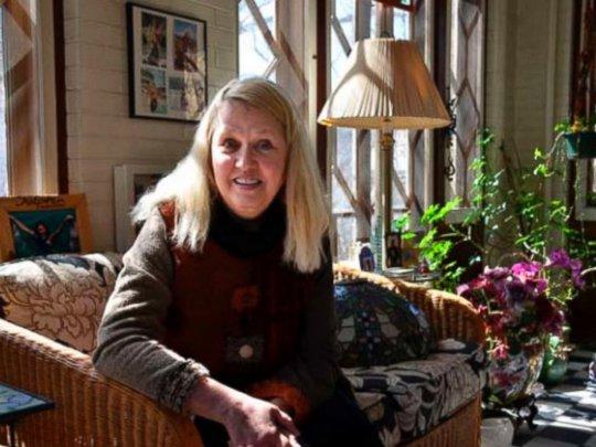 Bà Sheila Von Weise Mack trước khi bị con gái giết. Ảnh: ABC News