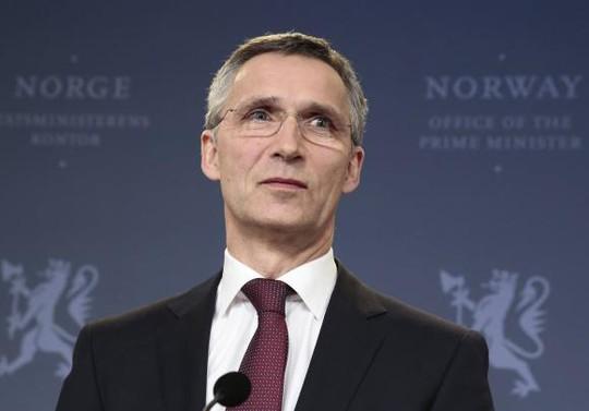 Cựu Thủ tướng Na Uy Jens Stoltenberg được bổ nhiệm làm Tổng thư ký NATO hôm 28-3. Ảnh: Reuters