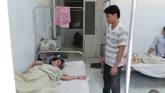 Hiện chị Phan Thị Hà vẫn chưa biết đứa con sơ sinh của mình đã chết