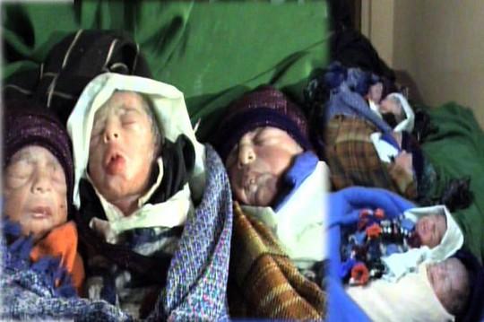6 đứa trẻ đều khỏe mạnh. Ảnh:Dunya News
