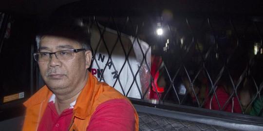 Cựu thẩm phán Mochtar, 53 tuổi. Ảnh: Nasional