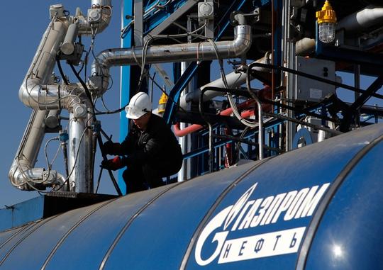 Gazprom xuất khẩu khí đốt cho Đức tăng 21%, cho Ý tăng 68% và cho Anh tăng 54% trong năm 2013. Ảnh: Reuters