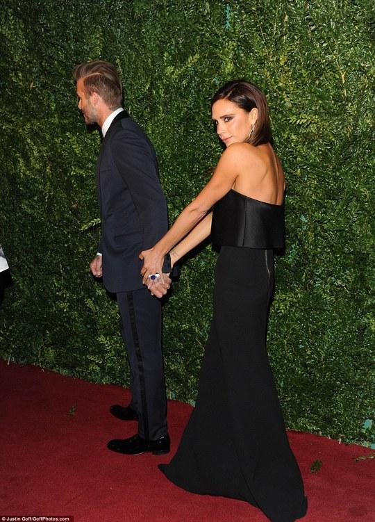 Vợ chồng nhà Beckham