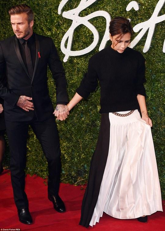 Vợ chồng David Beckham