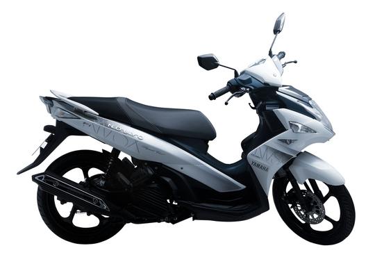 Nouvo thế hệ mới của Yamaha có mặt tại Việt Nam