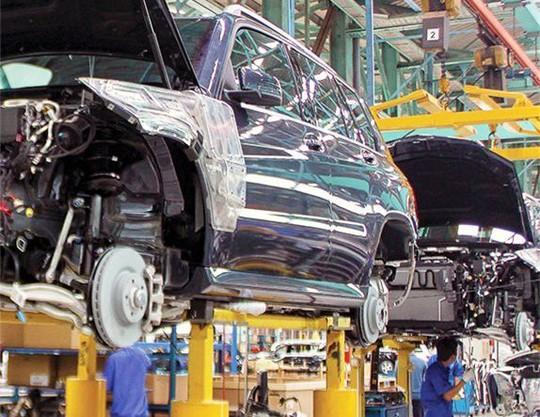 Ngành công nghiệp ô tô Việt Nam được trao một sứ mệnh phải trở thành ngành công nghiệp quan trọng, đáp ứng nhu cầu thị trường nội địa về các loại xe có lợi thế cạnh tranh. Ảnh: T.L